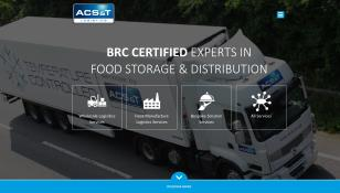 ACS&T Logistics launches new and improved website